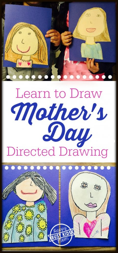 Mother's Day Drawings