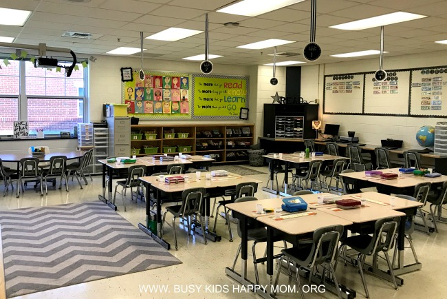 Creating a Welcoming Classroom Environment